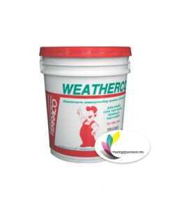 Sơn Chống Thấm Terraco Weathercoat Resin