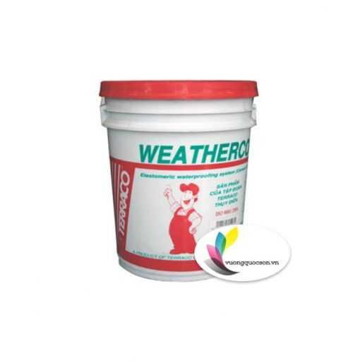 Sơn Chống Thấm Terraco Weathercoat Resin