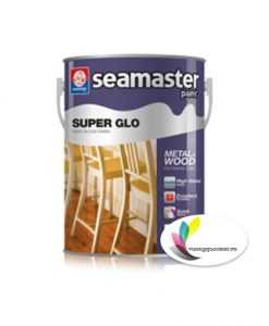 Sơn Chống Rỉ Seamaster Super Glo Red Oxide Primer