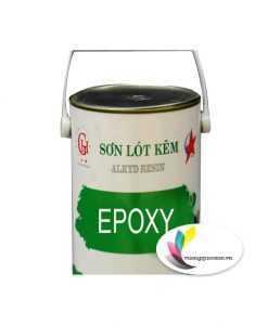 Sơn Lót Kẽm Epoxy Seamaster 9500