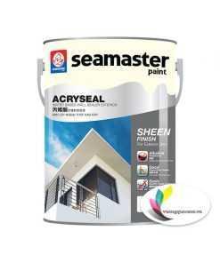 Sơn Lót Ngoại Thất Seamaster 8601 Acrylic Wall Sealer