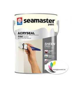 Sơn Lót Nội Thất Seamaster 8602 Acrylic Wall Sealer