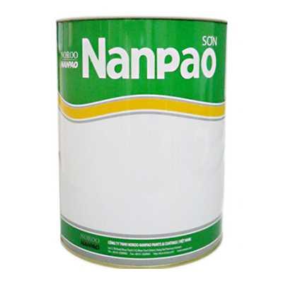 Sơn Lót Nanpao Alkyd Đỏ Nâu