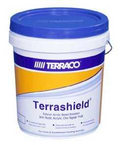 Sơn Nước Ngoại Thất Terraco Terrashield