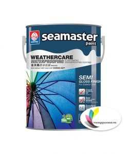 Sơn Nước Seamaster 8720 Weather Care Elastomeric Waterproofing Wall Coating