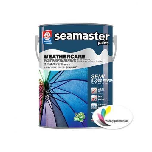 Sơn Nước Seamaster 8720 Weather Care Elastomeric Waterproofing Wall Coating