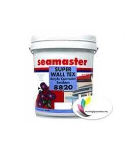 Sơn Ngoại Thất Seamaster 8820 Super WT Acrylic Contractor Emulsion