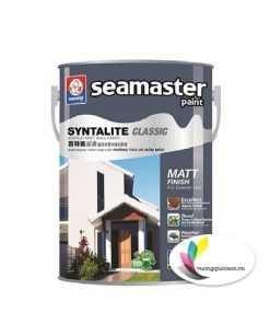 Sơn Nước Ngoại Thất Seamaster 8800 Syntalite Classic