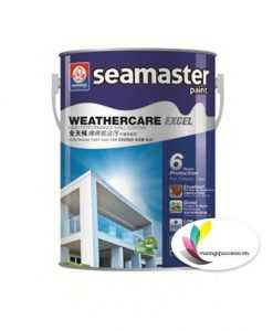 Sơn Nước Ngoại Thất Seamaster 9000 Weather Care Excel