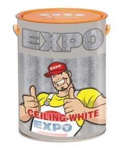 Sơn Nước Expo Ceiling White Nội Thất