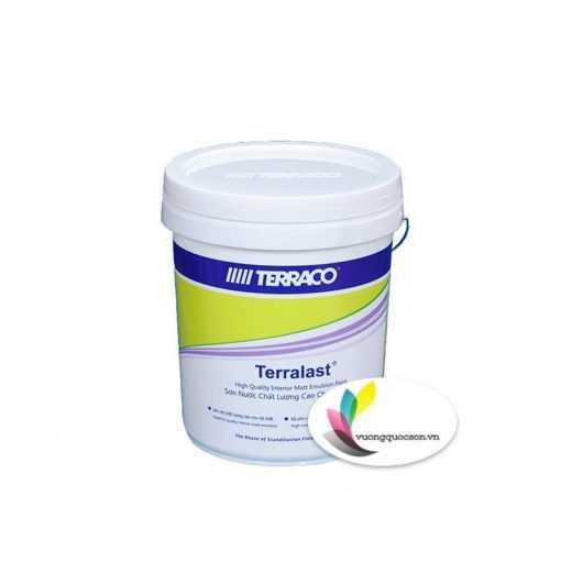 Sơn Nước Nội Thất Terraco Terralast
