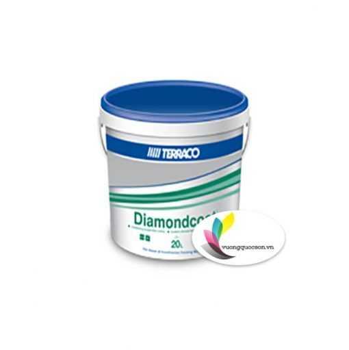 Sơn Phủ Sàn Công Nghiệp Terraco Diamond Coat