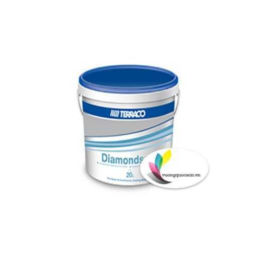 Sơn Lót Sàn Công Nghiệp Terraco Diamond Seal