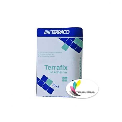 Vữa Dán Ốp Gạch Terraco Terrafix
