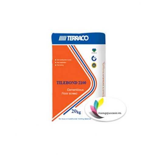 Vữa Dán Ốp Gạch Terraco Tilebond 2100