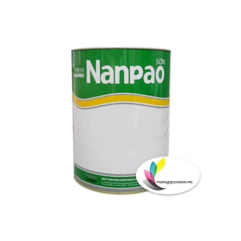 Hướng Dẫn Thi Công Sơn Phủ Nanpao Alkyd N-ALK