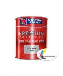 Sơn Chịu Nhiệt Nippon Heat Resisting Aluminium