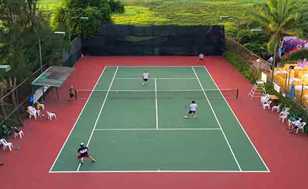 Sân Tennis Tuyên Sơn Đà nẵng