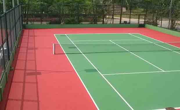 Sân Tennis Mặt Cứng